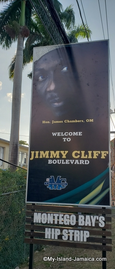 mobay attractions - jimmy cliff boulevard
