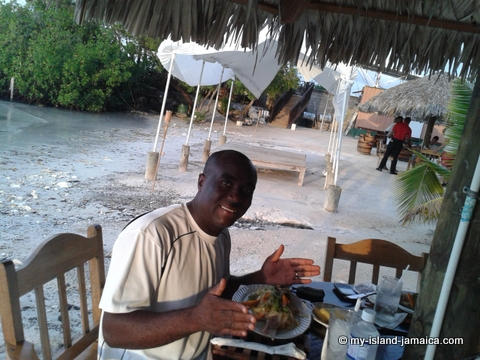 Chill Out Restaurant - Jamaica