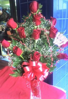 Say I Love you with Roses!