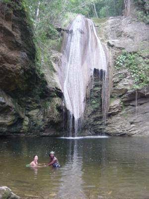 <b>Entry #2</b>: Kwame Falls