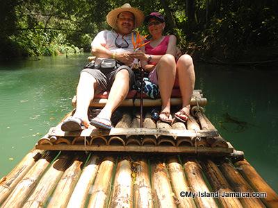 Martha Brae Rafting, Jamaica