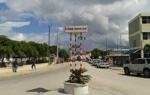 lucea_square_hanover_jamaica_alexander_bustamante_square