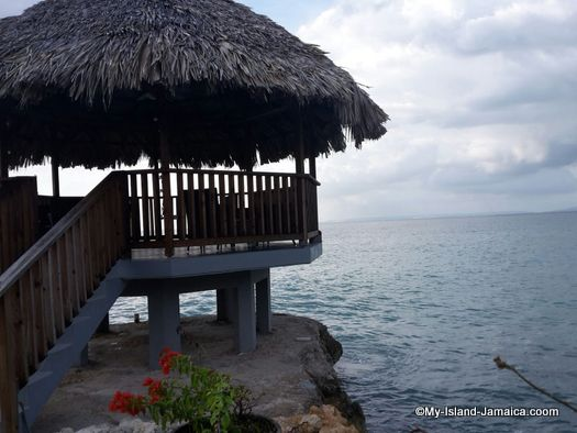 westmoreland jamaica hut at luna sea inn