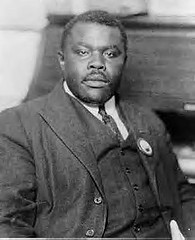 Marcus Garvey of Jamaica