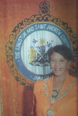 Marie Atkins, C.D.J.P.