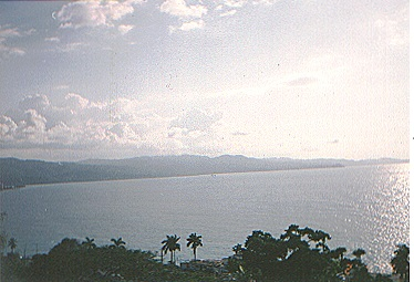 Montego Bay View From Top Road
