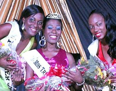 Miss Trelawny Festival Queen  Winner 2013 (Western Mirror Photo)