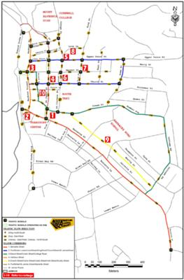 Traffic Changes in Montego Bay