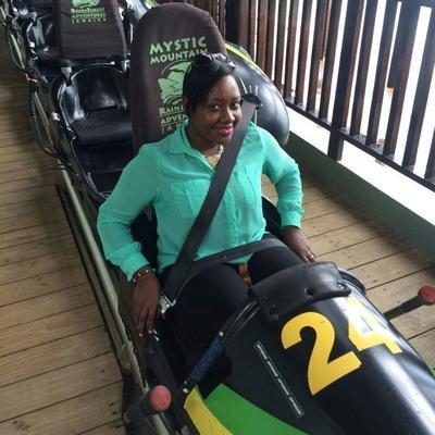 Jamaica Bosled girl