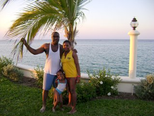 my_family_Sunset_Jamaica_Grande