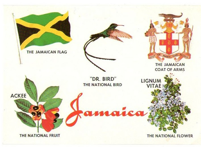 National Symbols Of Jamaica The Jamaican Symbols And Emblems