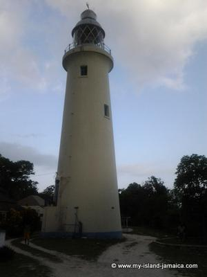 The Negril Lighthouse