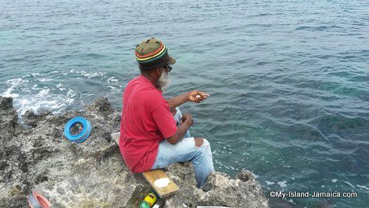 negril_jamaica_resorts_the_spa_retreat_hotel_fisherman