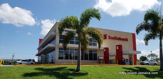 scotiabank jamaica