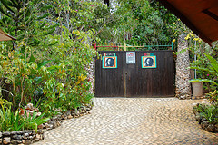 The Gate At Nine Miles Jamaica