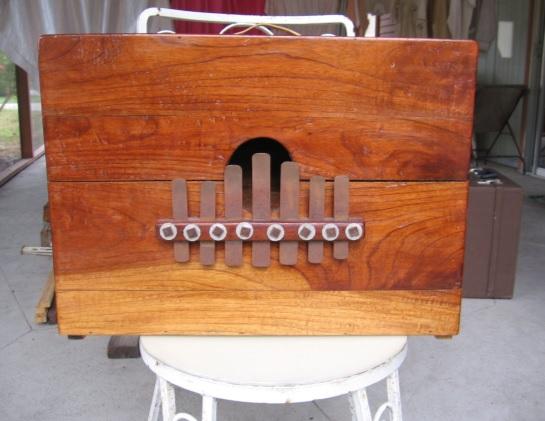 jamaican rumba box