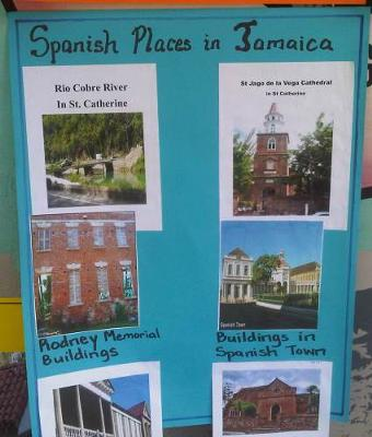 places in jamaica with spanish names