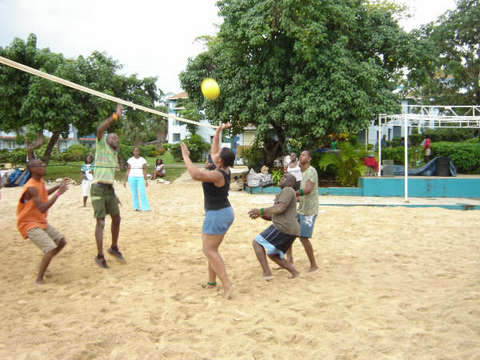 point_village_resort_volley_ball