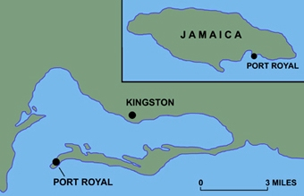 port_royal_jamaica_map_showing_kingston