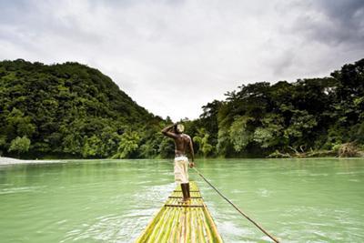 Jamaica Rafting