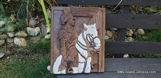 rastafari_indigenous_village_rasta_on_white_horse