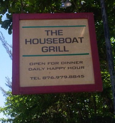 houseboat restaurant