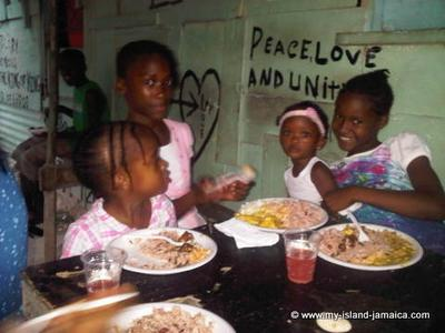 Jamaican Children