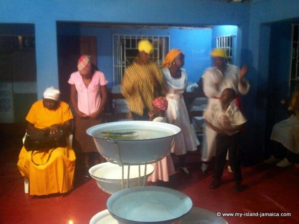 Revivalism in Jamaica - Including Pictures of Revivalist Ceremonies