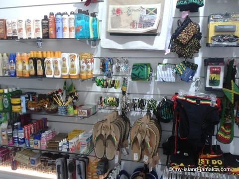 The Gift Shop at Riu Palace