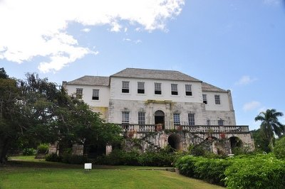 rose hall great house jamaica - famous places in jamaica