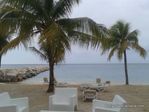 The Beach Side at Riu Palace Jamaica