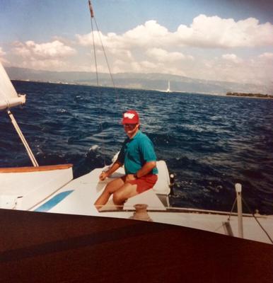 Sailing the Caribbean Seas - Jamaica Rhapsody