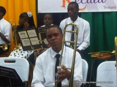 RECITAL 2012 by The Young Jamaica Ensemble