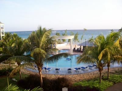 Sandals Whitehouse - View from our Suite
