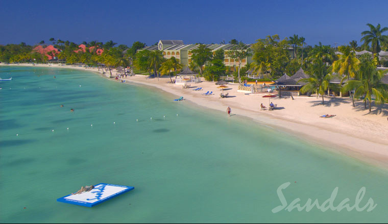 Sandals Resort in Jamaica