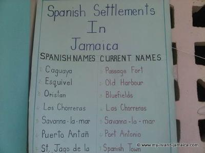 spanish names of places