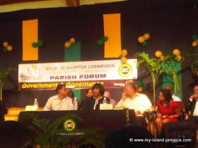 St. James Parish Forum 2012