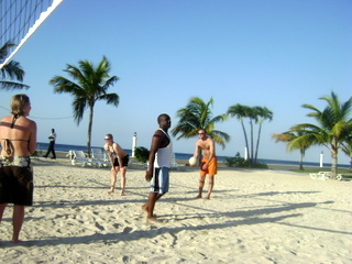 Jamaican Vacation- VolleyBall