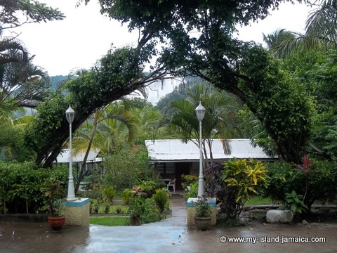 tapioca resort - place to stay in jamaica