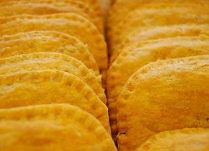 Tasty Jamaican Patties