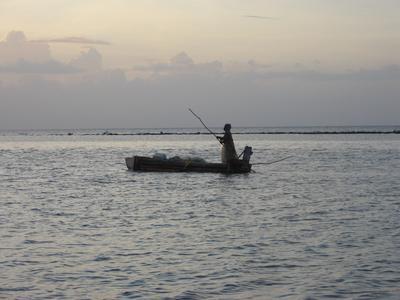 Jamaican Fisherman