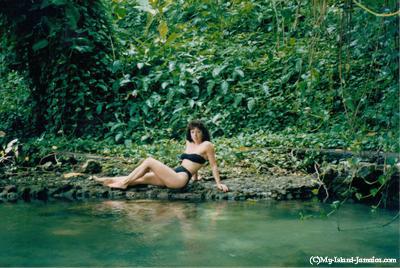Blue Lagoon Jamaica - 1988
