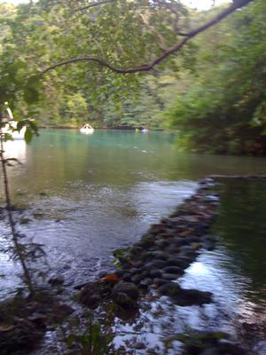 lagoon spring