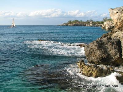 Cliffs of Negril