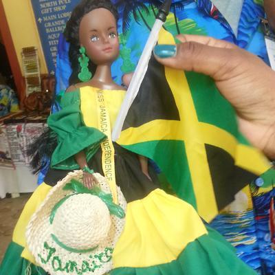 Jamaican Souvenir - Dawta