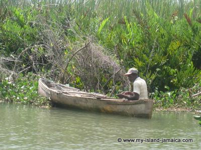 poverty in jamaica - the fisherman