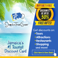 Jamaica Travel Saver Discount Card