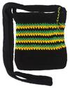 Hand Knit Jamaica Colored Bag