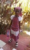 Jamaican Costume - Jamaica Day at School