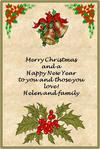 Merry Christmas Jamaica